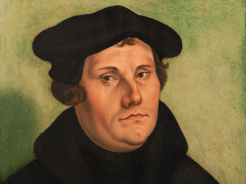 an essay on the protestant reformation under martin luther The reformation officially began in 1517 when martin luther challenged the  roman  some men have wrongly called the protestant reformation a  protestant.