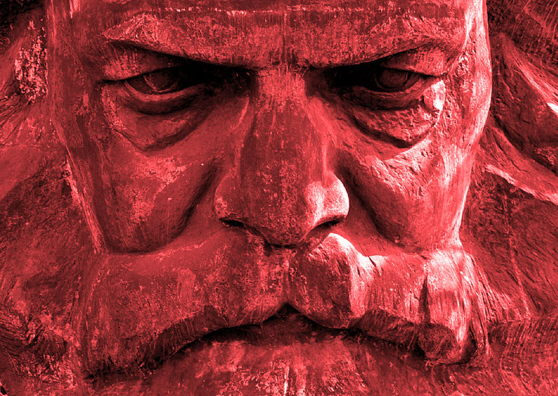 Karl Marx's War On The West
